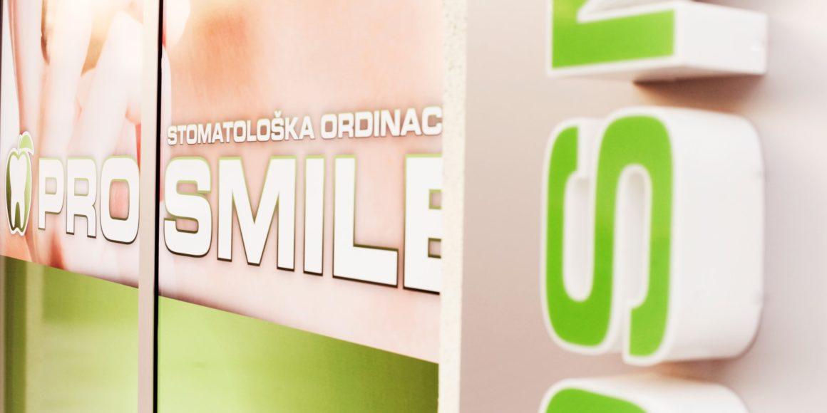 Stomatološka Ordinacija ProSmile Novi Sad - spoljašnji izgled 04